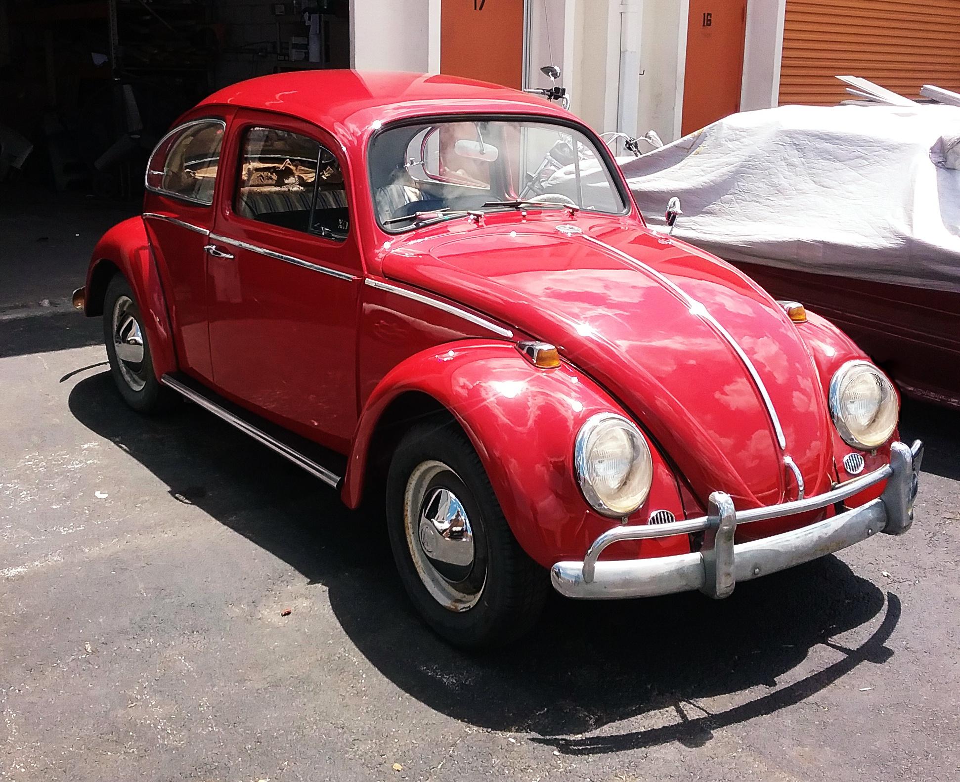 1964 Volkswagen Beetle Bug