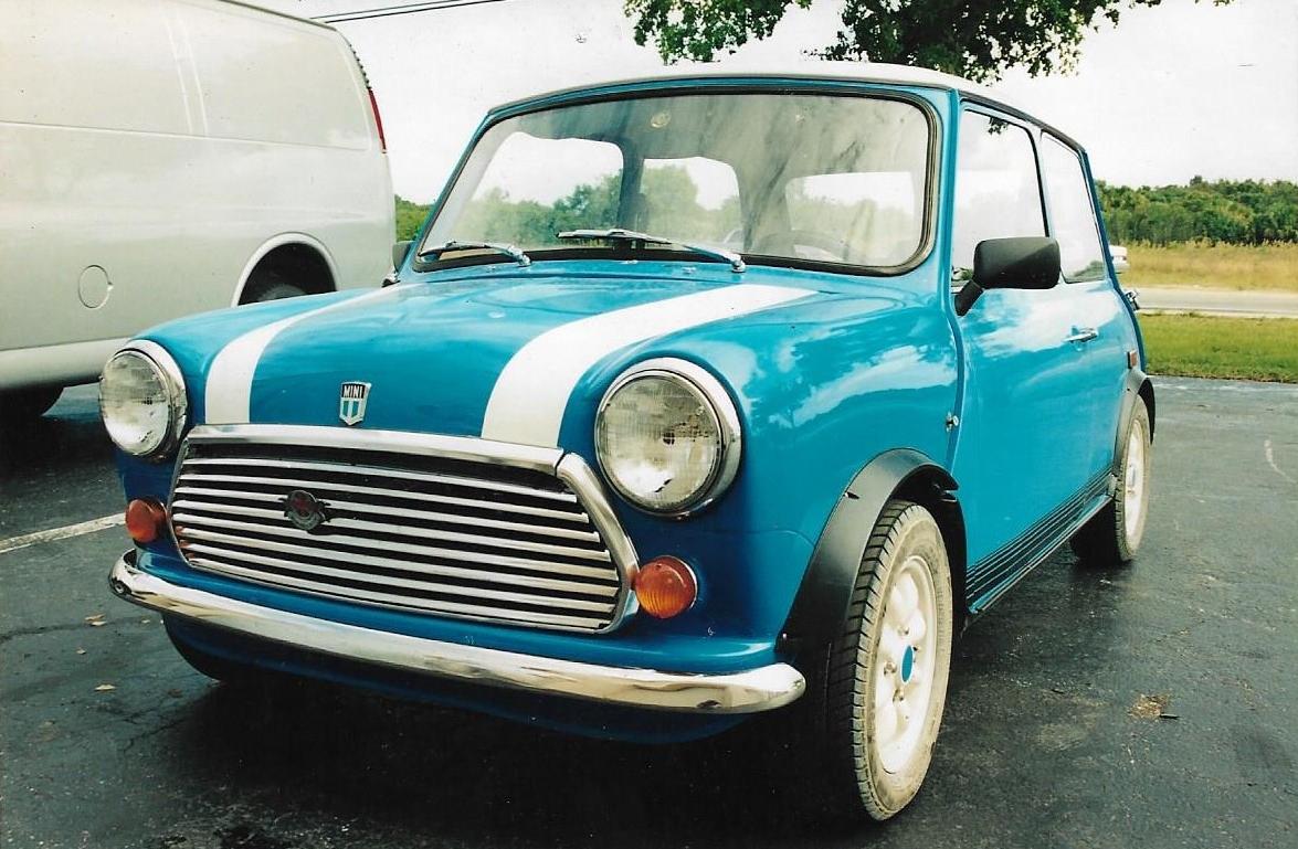 The Original Mini Cooper